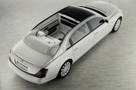 maybach cars