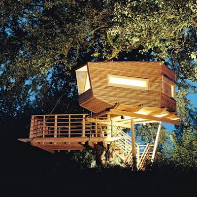Taccuini internazionali editoria e giardini il bosco l - Casa sull albero minecraft ...