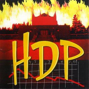 ¿Qué significa HDP?