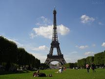 La Torre De Paris Francia