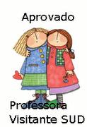 Eu amo ser uma Professora Visitante, e vc?