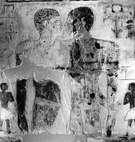 NIANKHKHNUM & KHNUMHOTEP .. two ancient Egyptian partners