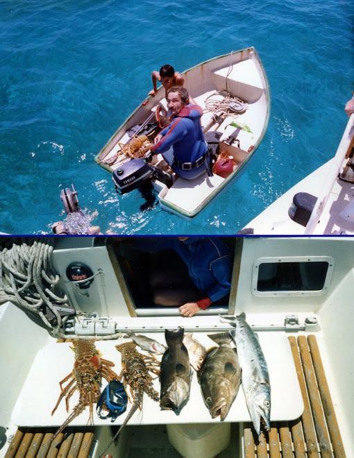Partie de pêche à Tortugas