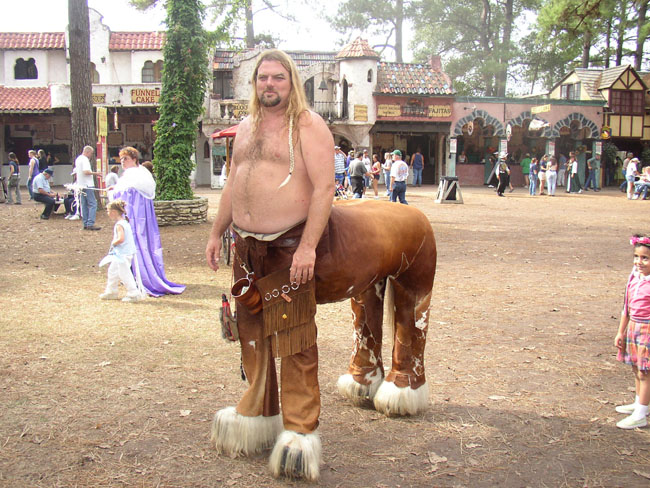 This just in, Renaissance Fairs are Stupid!