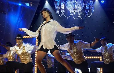 Katrtina Kaif dancing on Sheila Ki Jawani