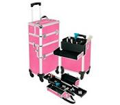 Pink TrainCase