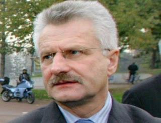 Gérard Gaudron maire UMP d'Aulnay-sous-Bois