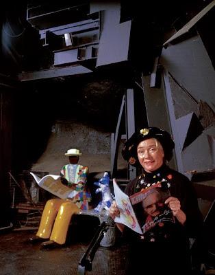 Niki de Saint Phalle par Roger Guillemot