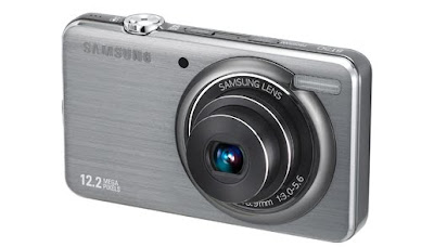 The New Samsung's ST50, Ultra-Slim Digital Camera