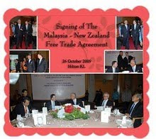 PM MALAYSIA & PM NEW ZEALAND