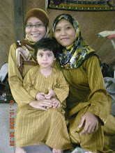 Cik Penna + My Sis + My Niece