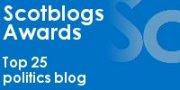Scotblogs Awards 2010 - Top 25 politics blogs