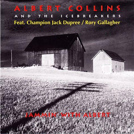 Votre collection Gallagherienne - Page 5 Albert+collins+jammin