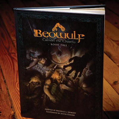 Beowulf the Book: by Michelle Szobody