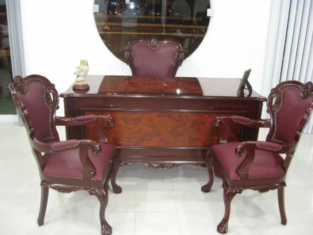 Muebles y decoraci n para su hogar estilo cl sico for Muebles estilo clasico