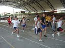 EVENTO NOVEDOSO ATLETISMO BAJO TECHO COLEGIAL BUCARAMANGA