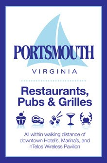 Olde Towne Portsmouth Guide to Restaurants Pubs & Grilles