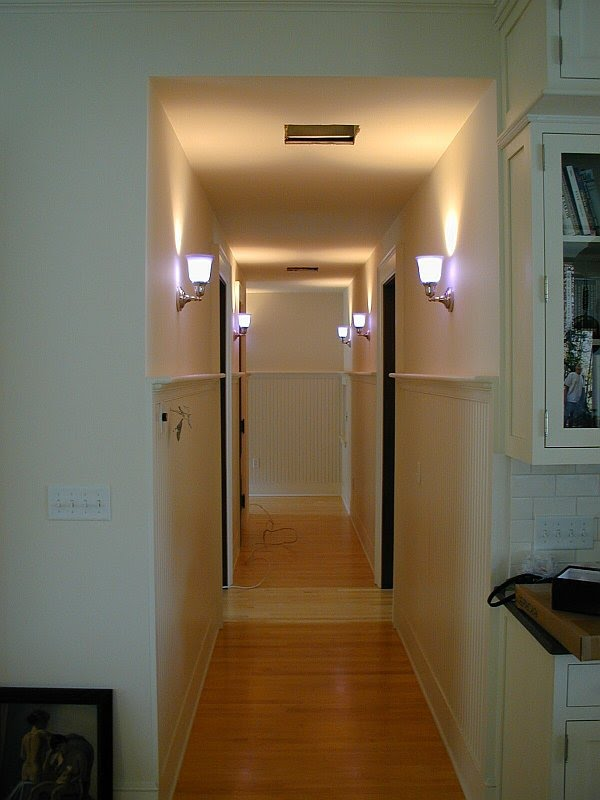 Wall Sconces For Narrow Hallway : Sconces Hallway Lighting Simple Home Decoration