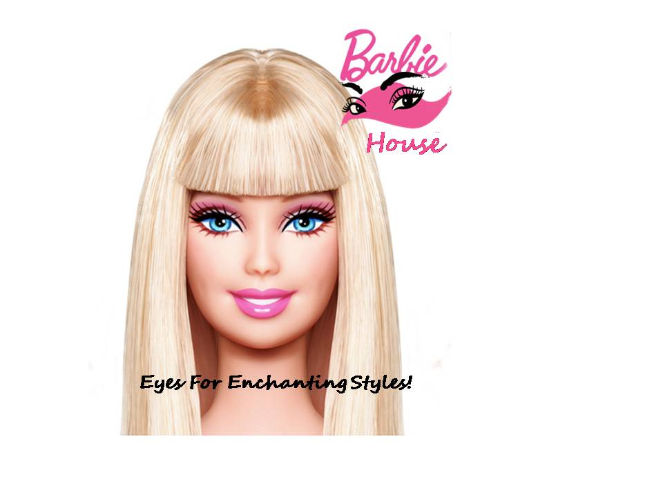 Barbie Lens House