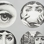 Fornasetti Wallpaper