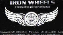 IRON WHEELS DECORAÇÕES PERSONALIZADAS