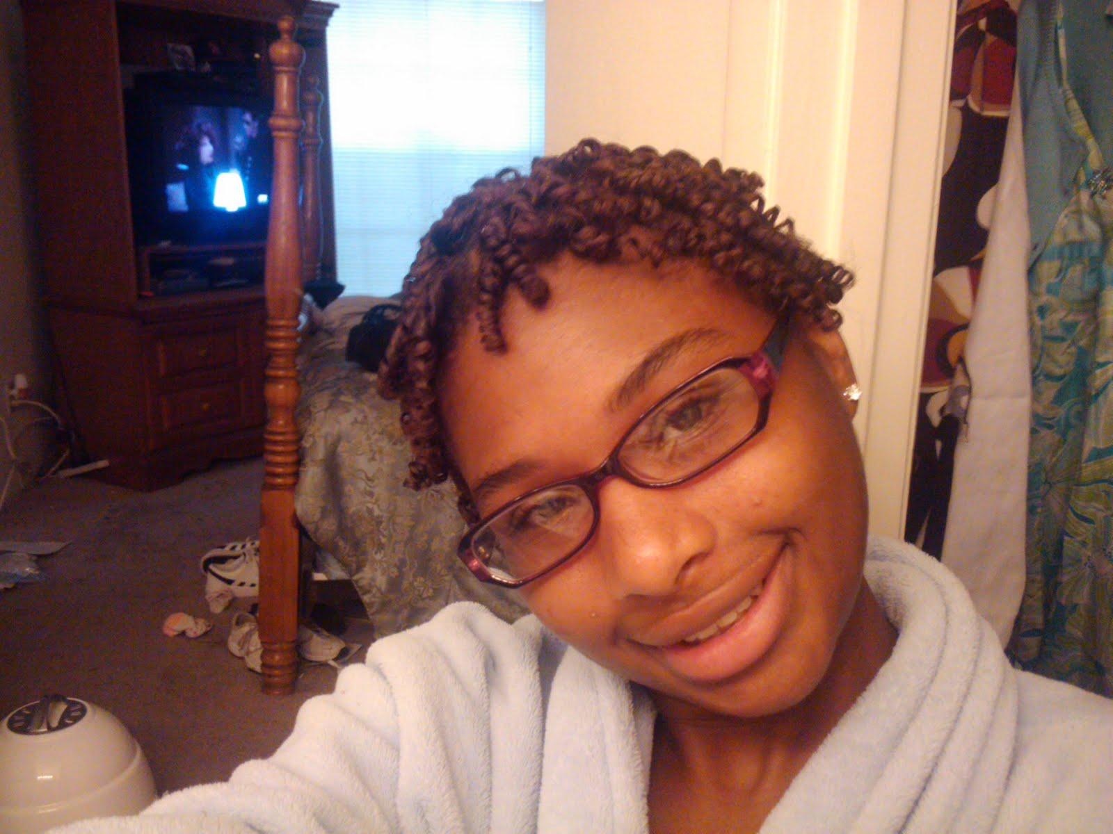 My Natural Hair Transition July 2010