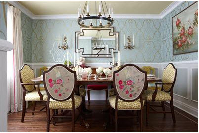Lovin That!: A Sarah Richardson Dining Room