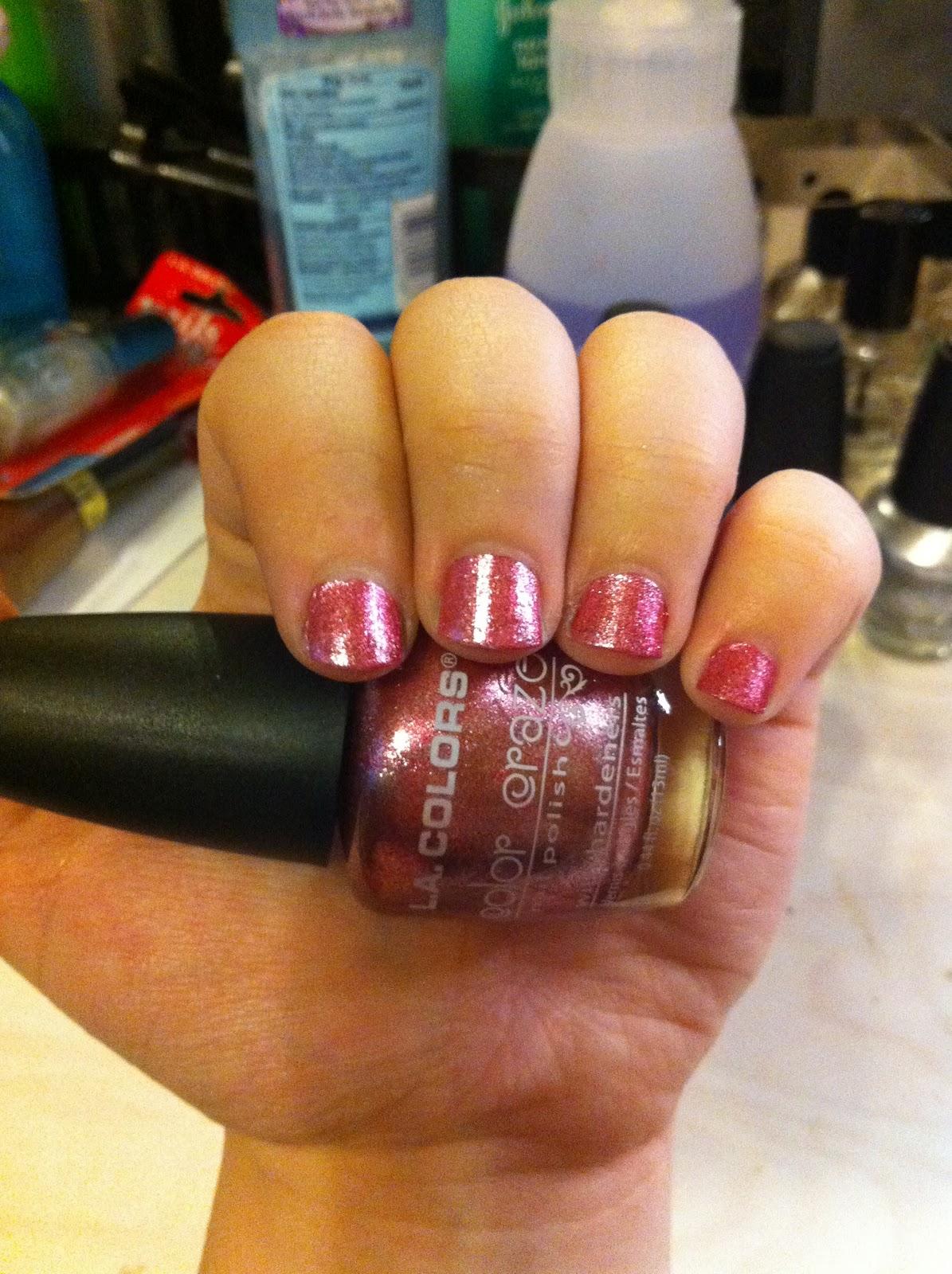 Cutiegingerbread: L.A. Colors Color Craze Nail Polish (swatches)