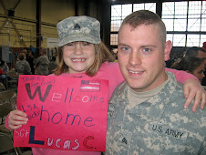 Welcome Home Brother Lucas