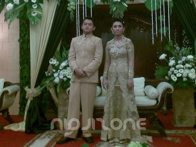 636.Resepsi Pernikahan Adri Nidji