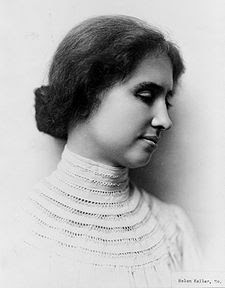 Helen Keller Kehler sang motivator legendaris