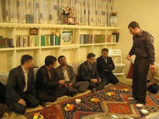 tokoh iran Ahmadinejad David