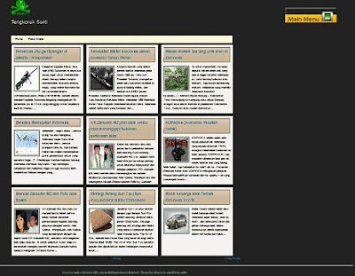 multicolumn blogger template free