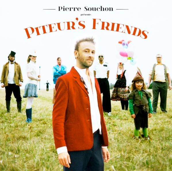 Pierre Souchon - Piteur's friends - photo: Lisa Roze