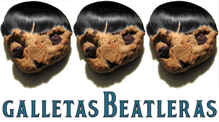 Galletas beatleras