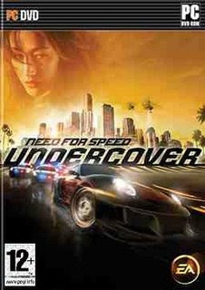 Need for Speed Undercover-PC