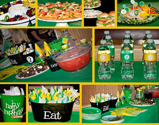 John Deere Birthday Party | Creative Party Place | Frosted Events