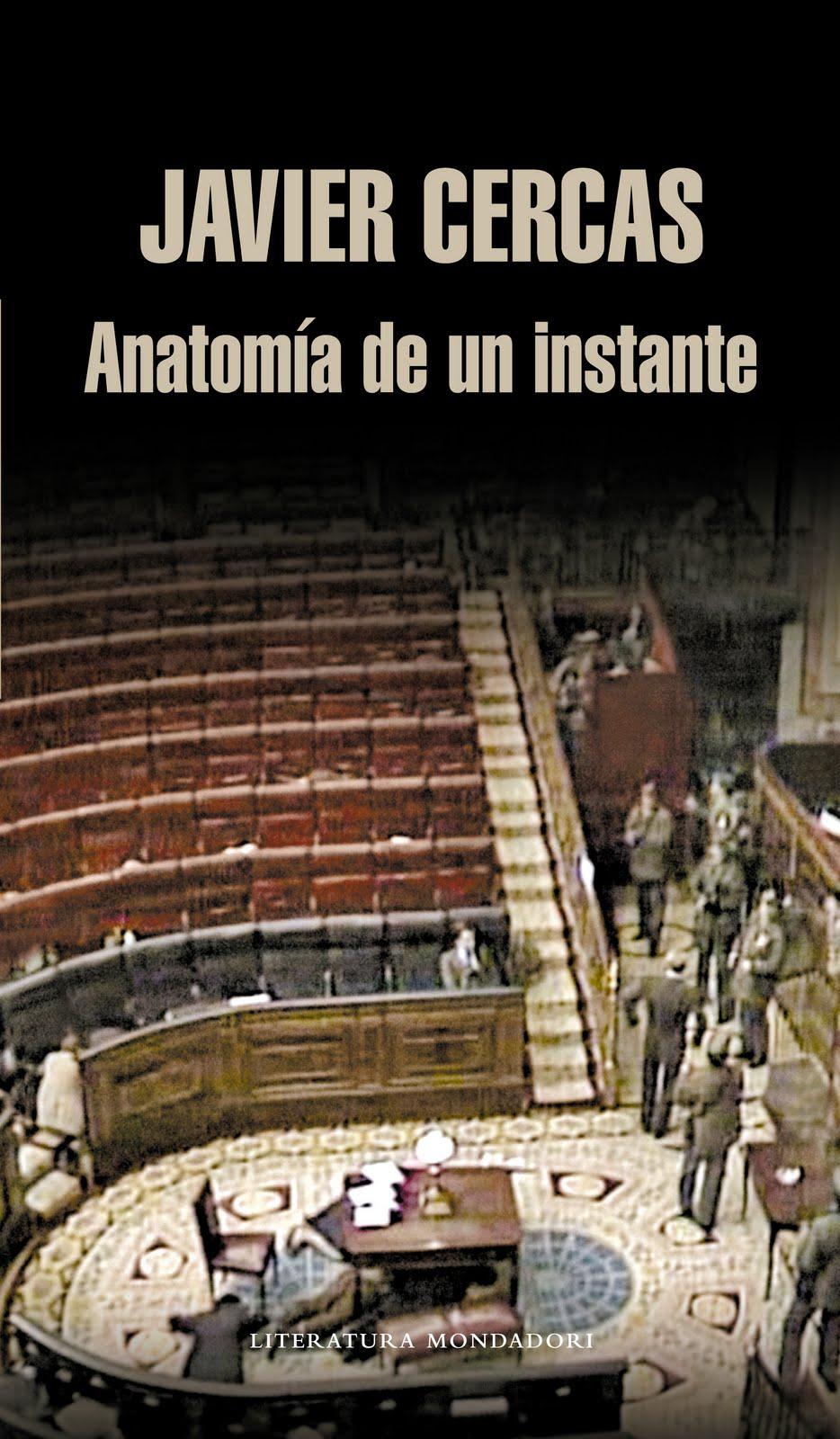 La Tormenta en un Vaso: Anatomía de un instante, Javier Cercas
