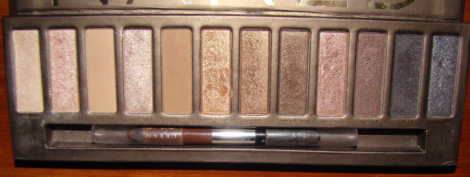 Urban Decay Naked Palette Review - Beauty In My Mind
