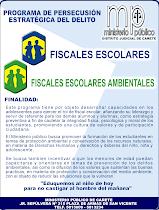 FISCALES ESCOLARES