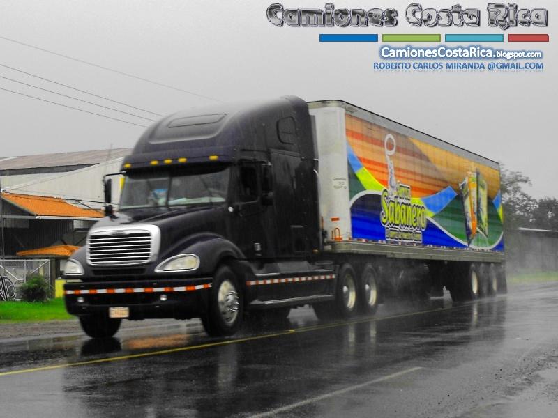 Camiones De Costa Rica  Freightliner Columbia