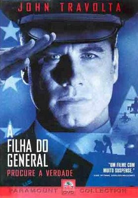Filme Poster A Filha do General DVDRip XviD & RMVB Dublado