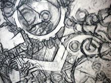 graphite rubbings