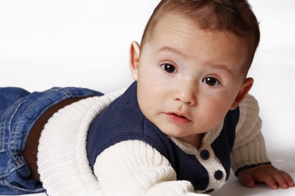 Chompas tejidas de hilo para niño - Imagui