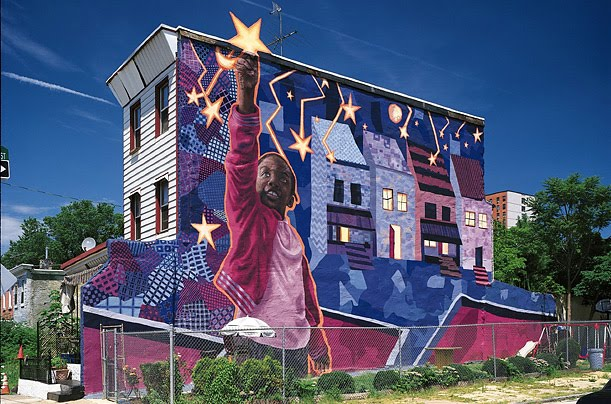 Tabatha yeatts the opposite of indifference philly murals for Mural on building