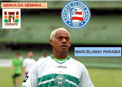Senha da semana: Marcelinho Paraiba
