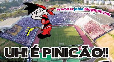 Pituaçu: Uh! É Pinicão