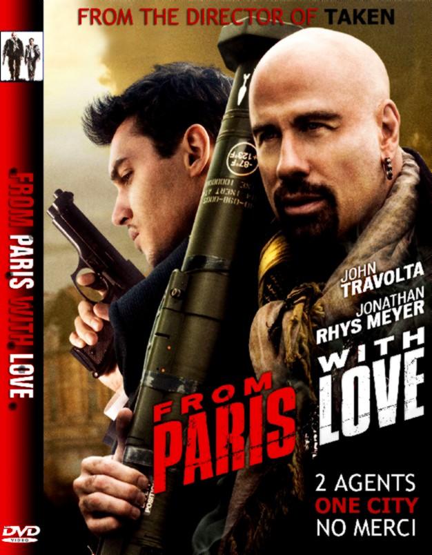 "Download Film DVD: From Paris With Love (2010): ""John Travolta"""