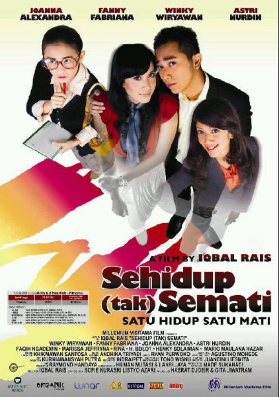 Download Film Indonesia Sehidup Tak Semati DVDRip Satu Hidup Satu View ...