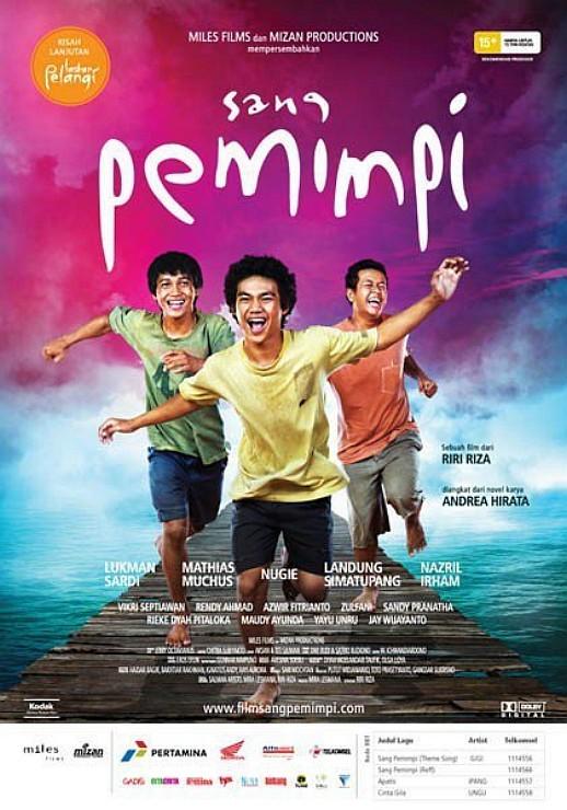 Download Film Indonesia: Sang Pemimpi (DVDRip) - Meraih mimpi, cita
